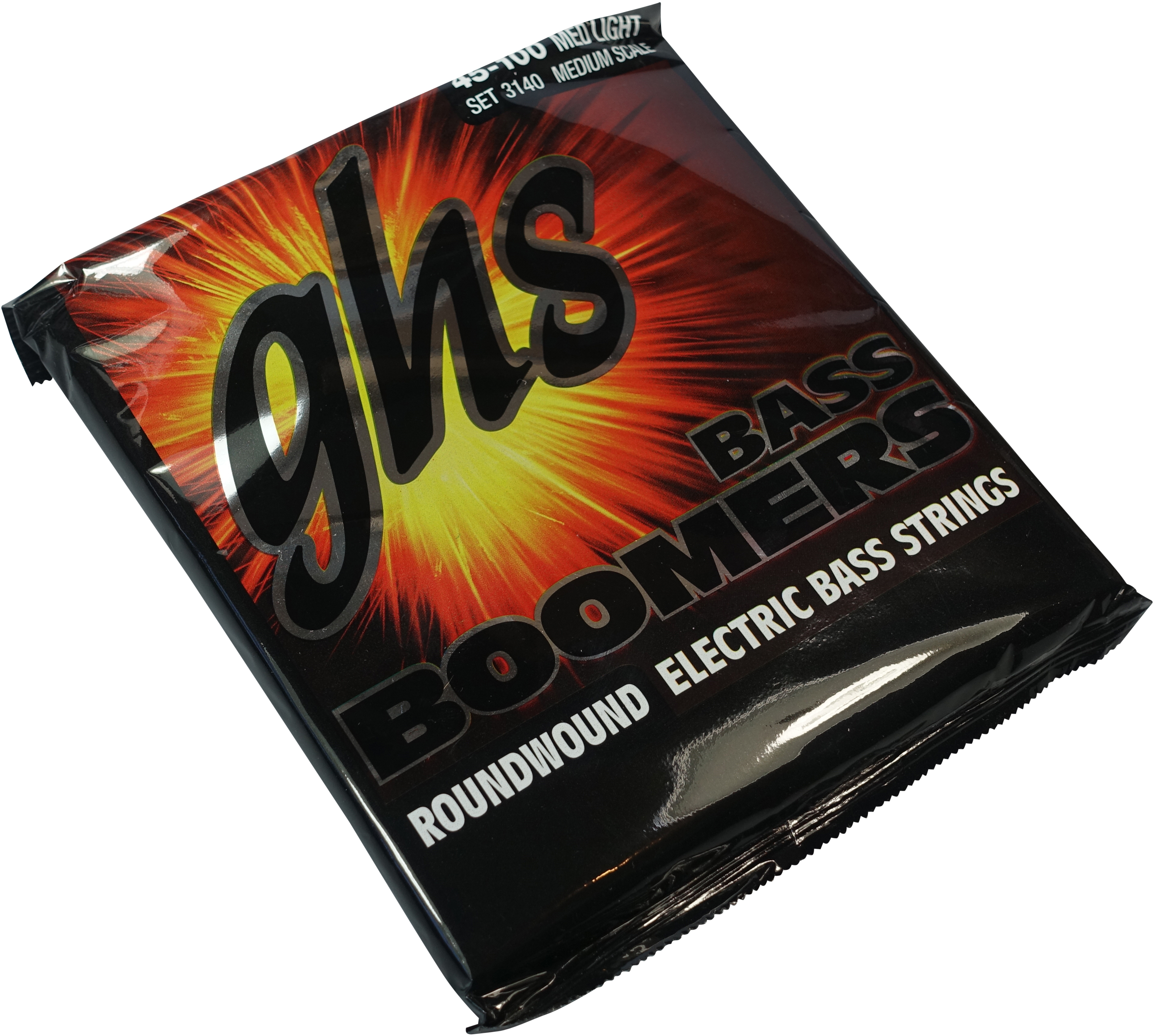 GHS Bass Boomers 3045 5/MC DYB