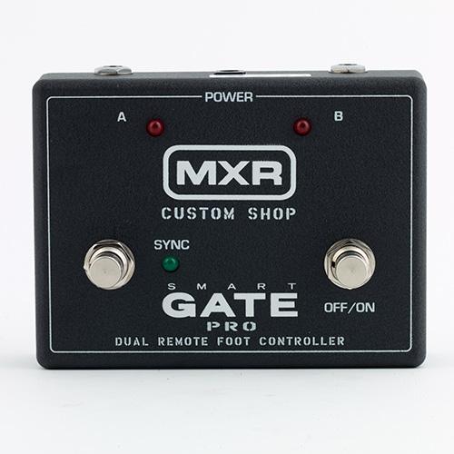 Dunlop Smart Gate Pro Rack foot control Custom Shop