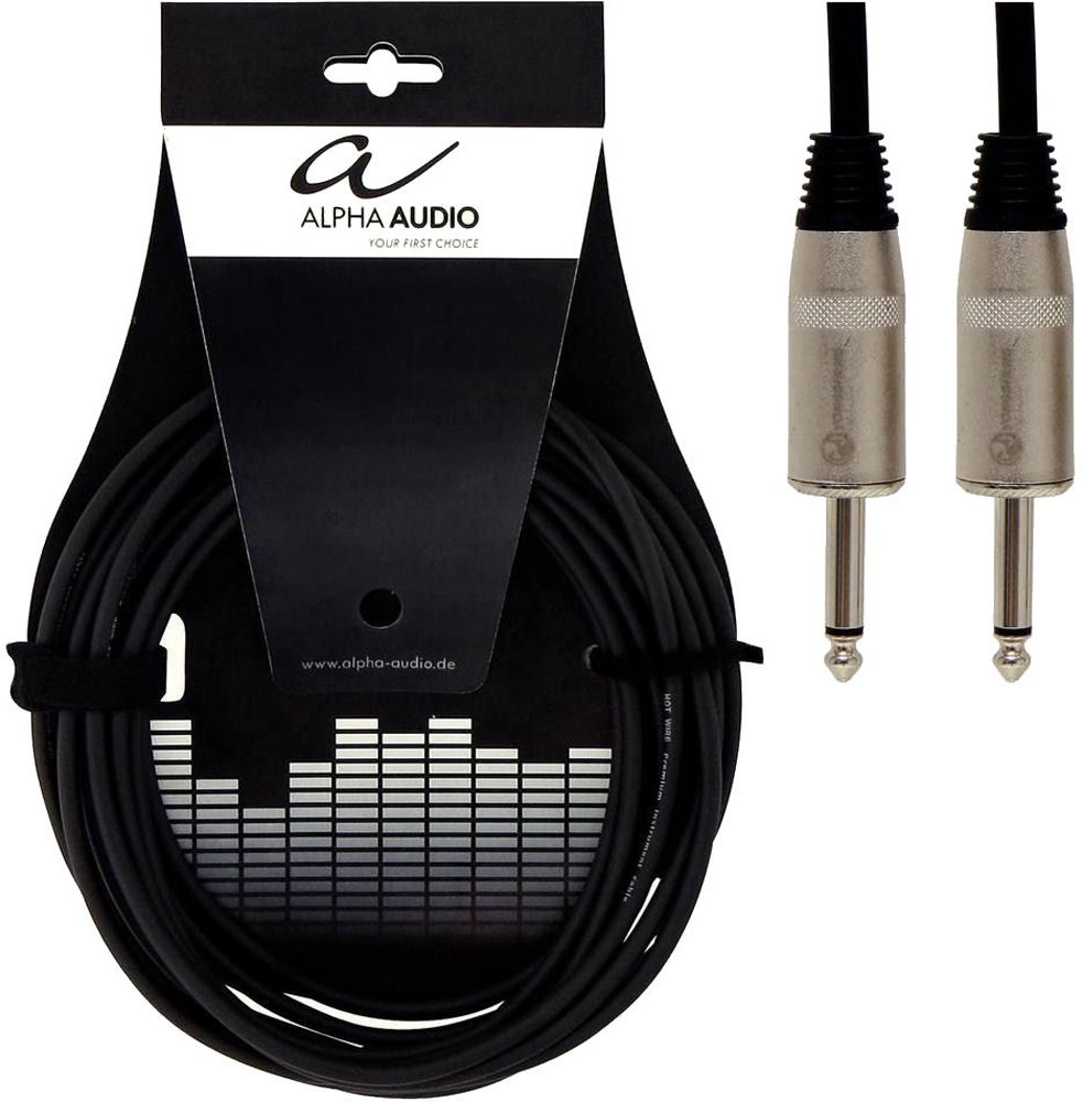 Alpha Audio Neutrik LS-MO-15m