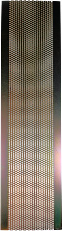 Marshall back metal panel