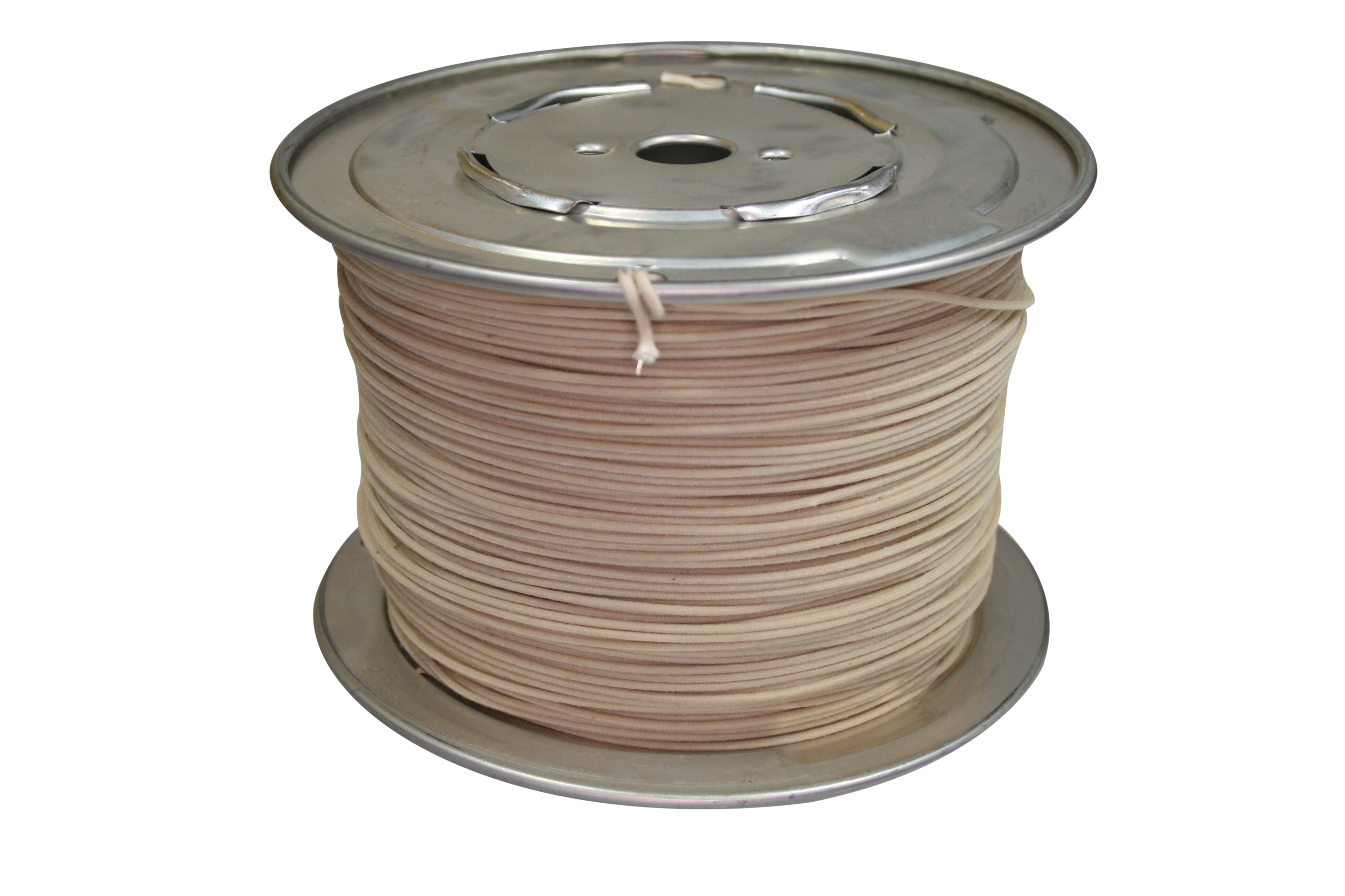 Cloth covered wire WHT-1000ft