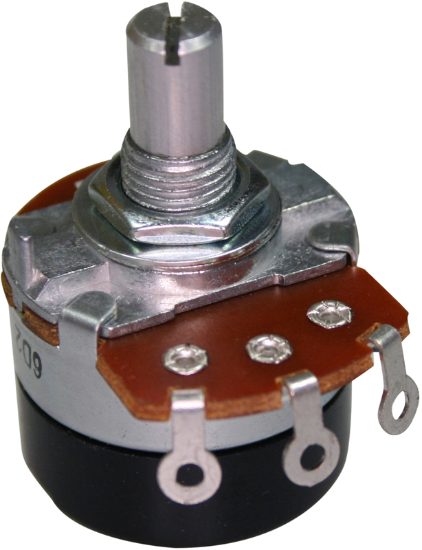 Alpha 24-SPDT-25k lin