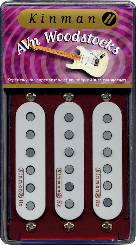Kinman Woodstock Set