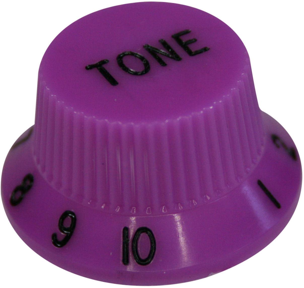 Guitar knob TONE-PINK