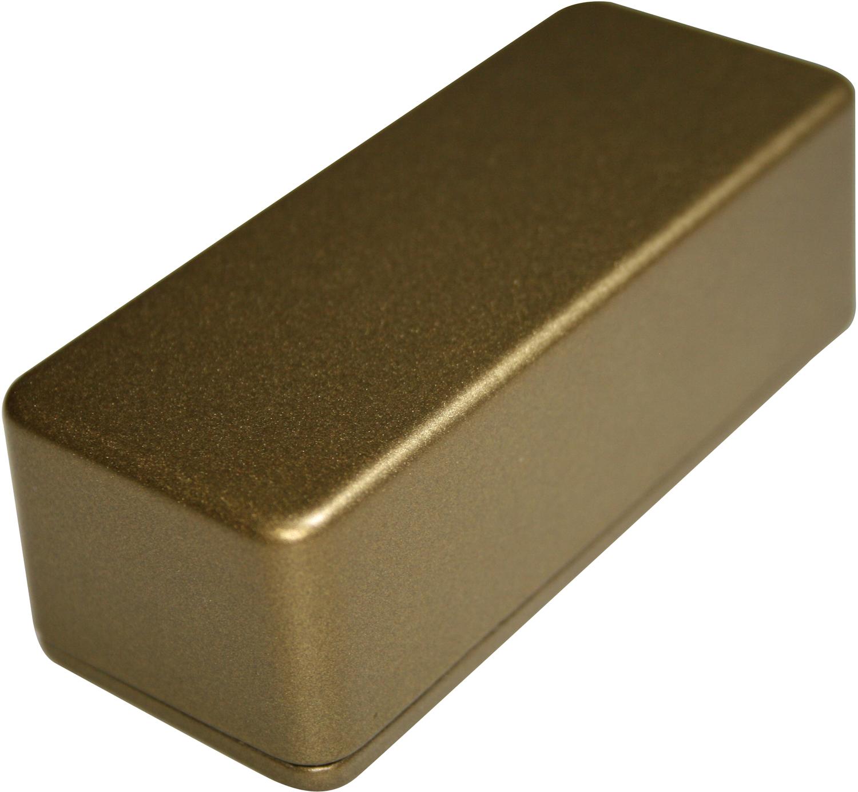 Enclosure 1590A-Antique Gold-Bulk