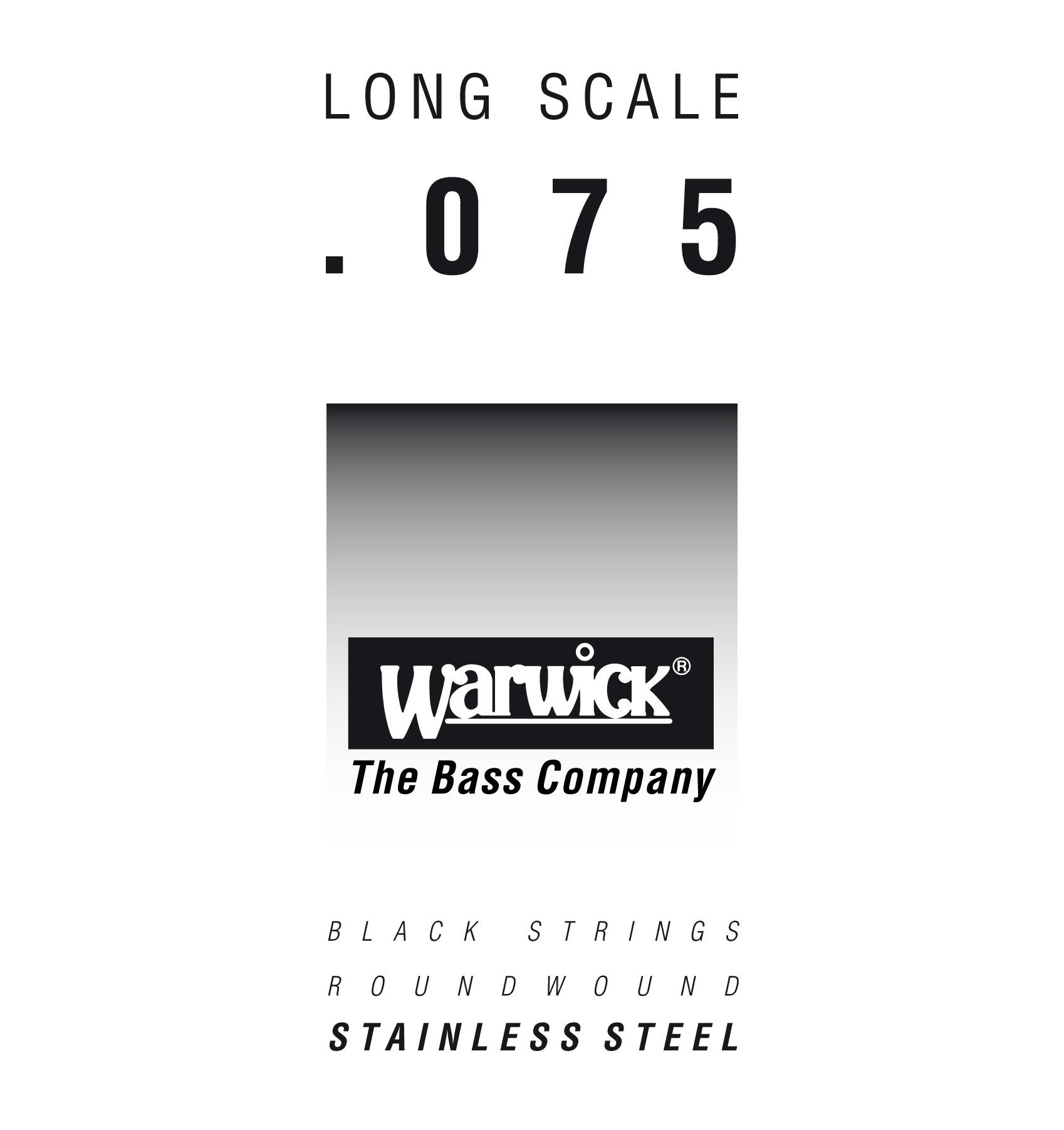 Warwick SI-BLK-HND-075