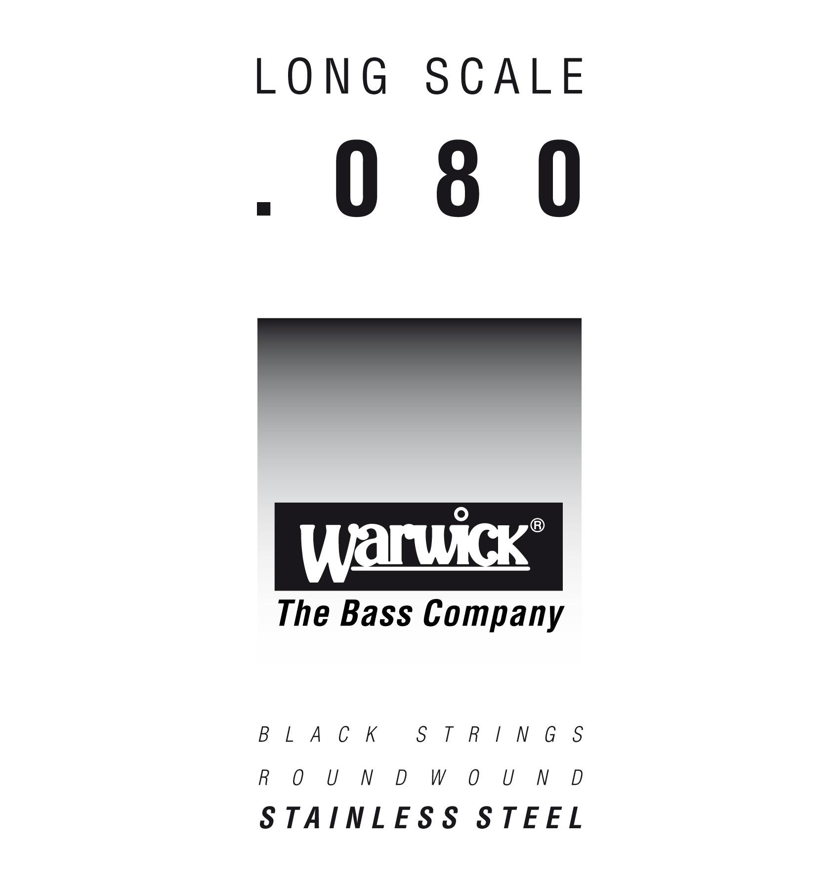 Warwick SI-BLK-HND-080