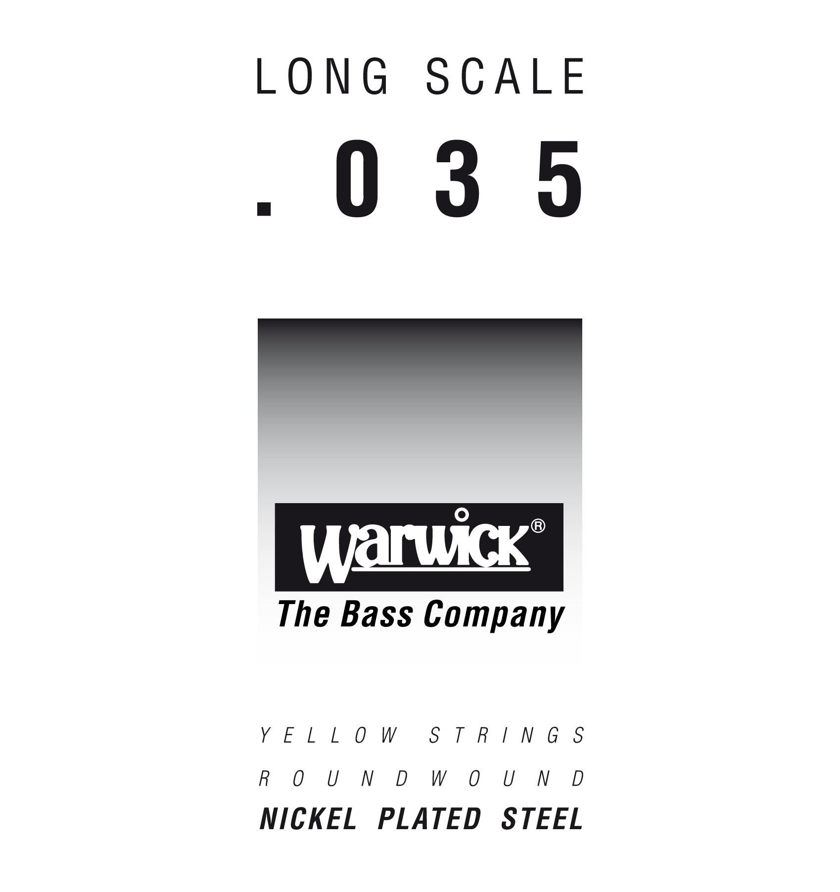 Warwick SI-YEL-SS-035