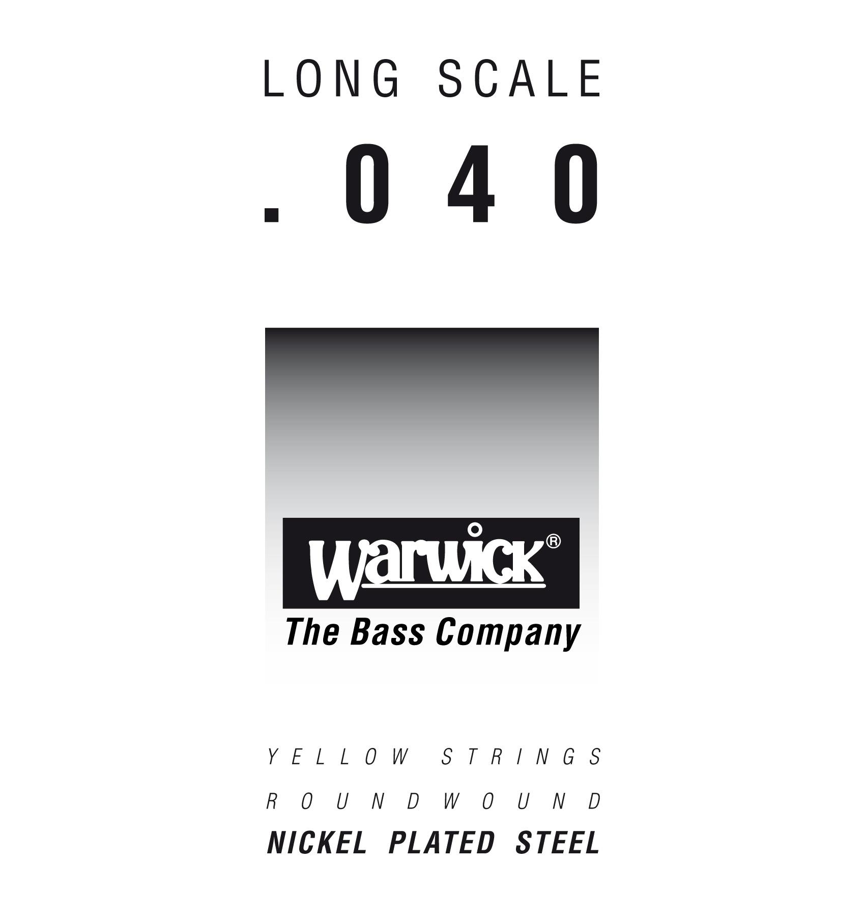 Warwick SI-YEL-SS-040