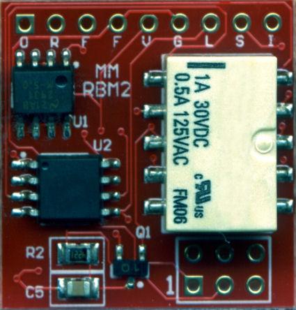 Monomonster Relay Bypass Module (RBM) Rev. 2.0