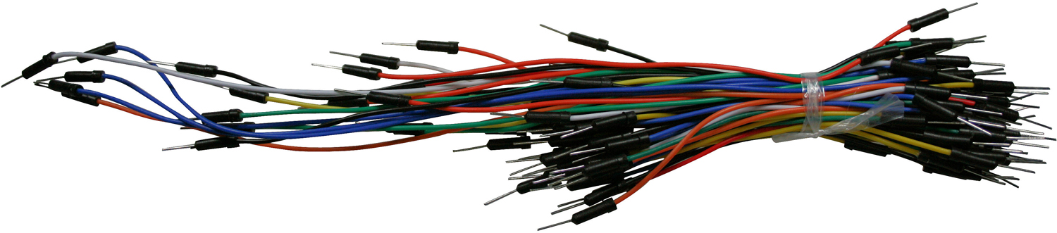 Jumper Wires Set 75 pieces