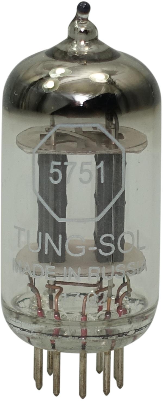 5751 Tungsol Matched, Balanced