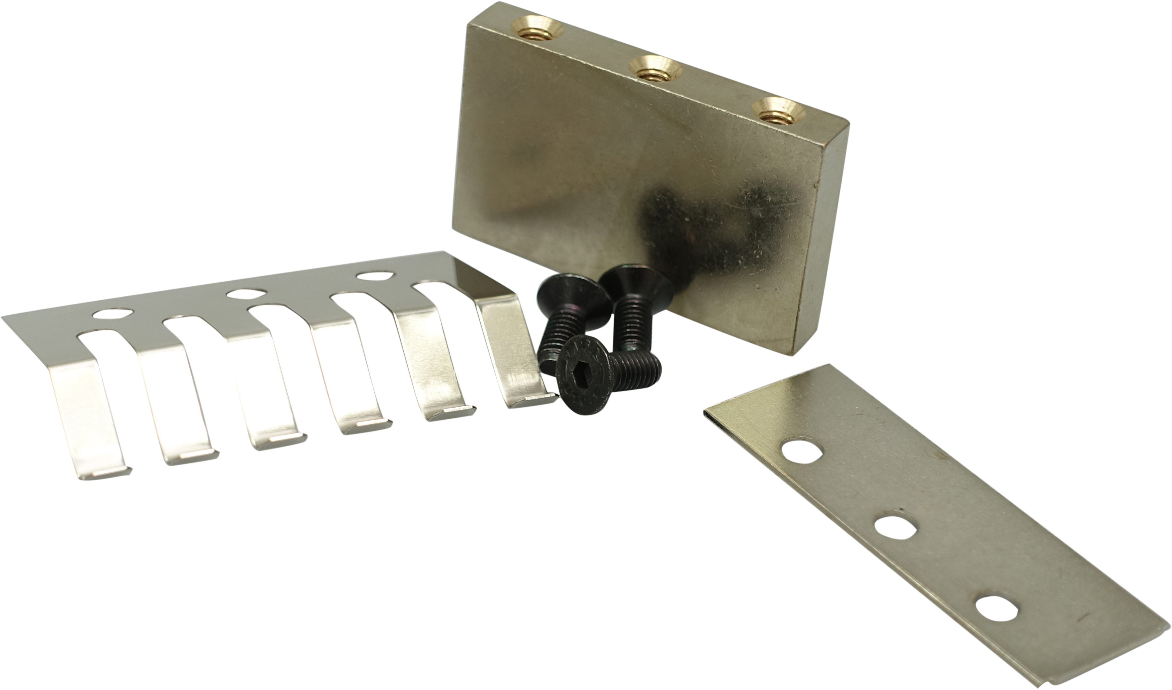 Schaller Tremolo block. 32 mm