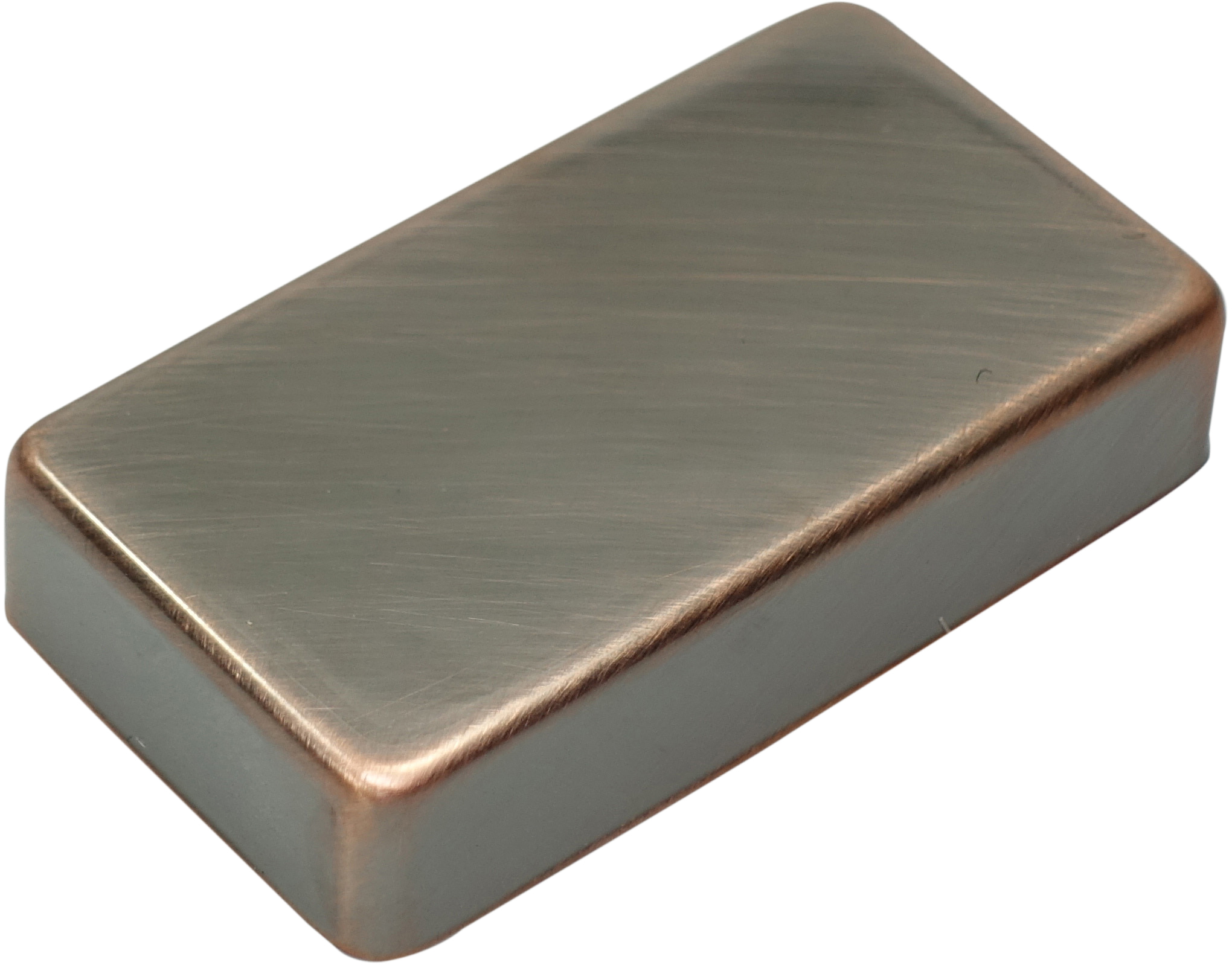 Schaller cover Closed Vintage Copper