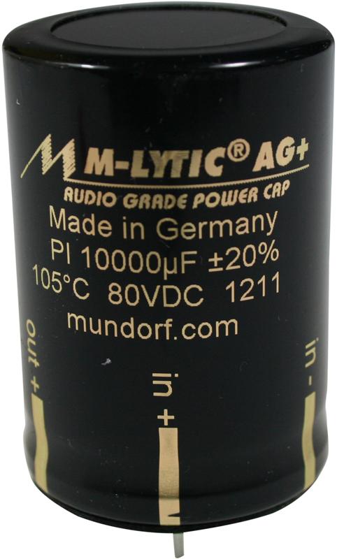 Mundorf Mlytic 100uF 550VDC
