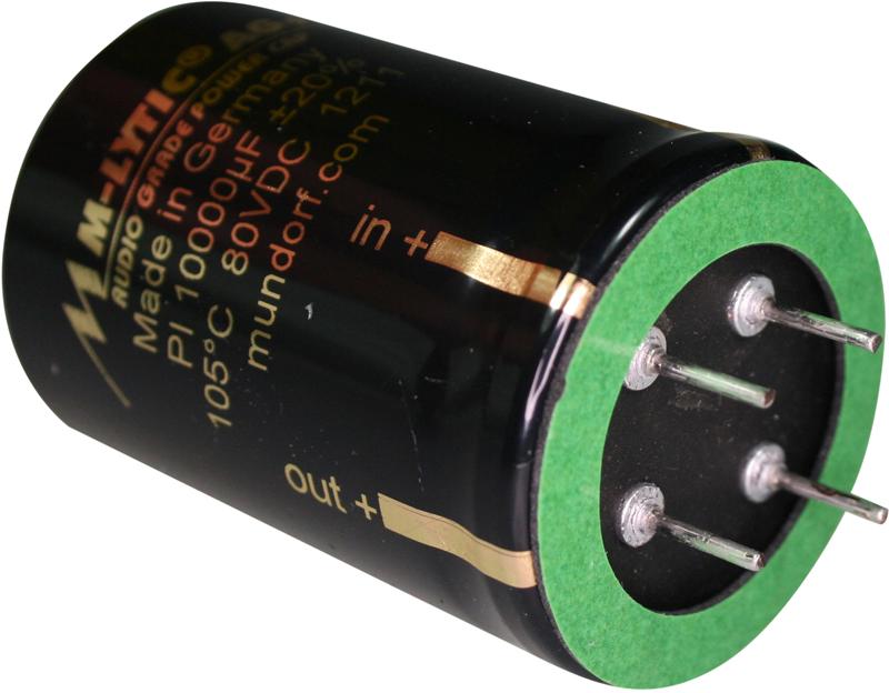 Mundorf Mlytic 1500uF 160VDC