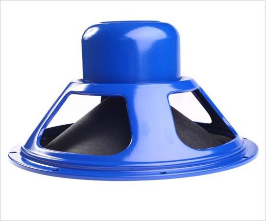 Weber British AlNiCo Blue Dog-RIBBED-75-8 Ohm