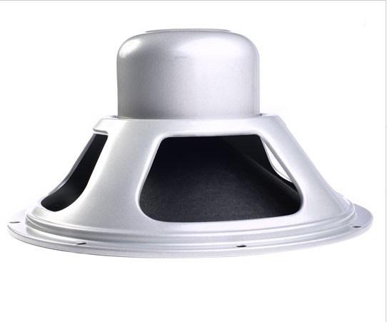 Weber British AlNiCo Silver Bell-RIBBED-75-8 Ohm