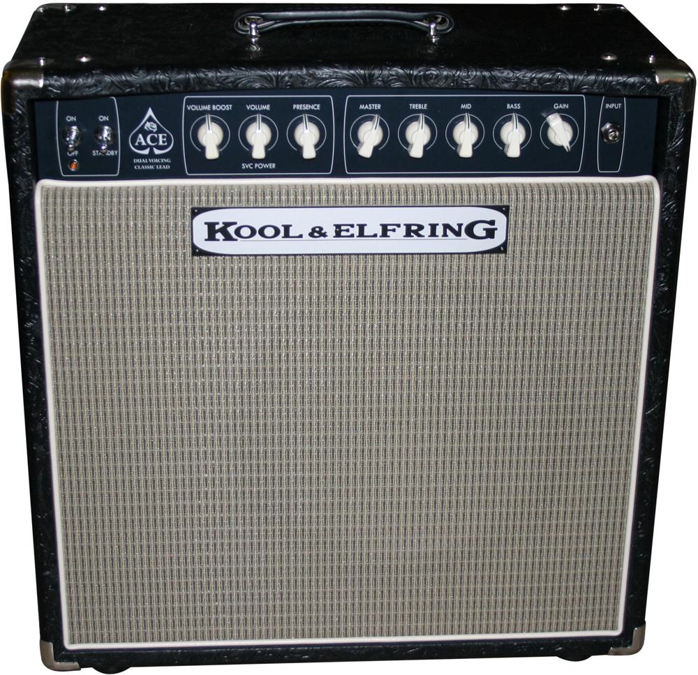 Kool and Elfring Ace MK II Combo Deluxe