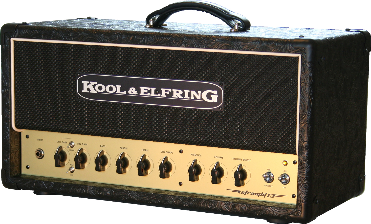 Kool and Elfring Straight 8 Deluxe