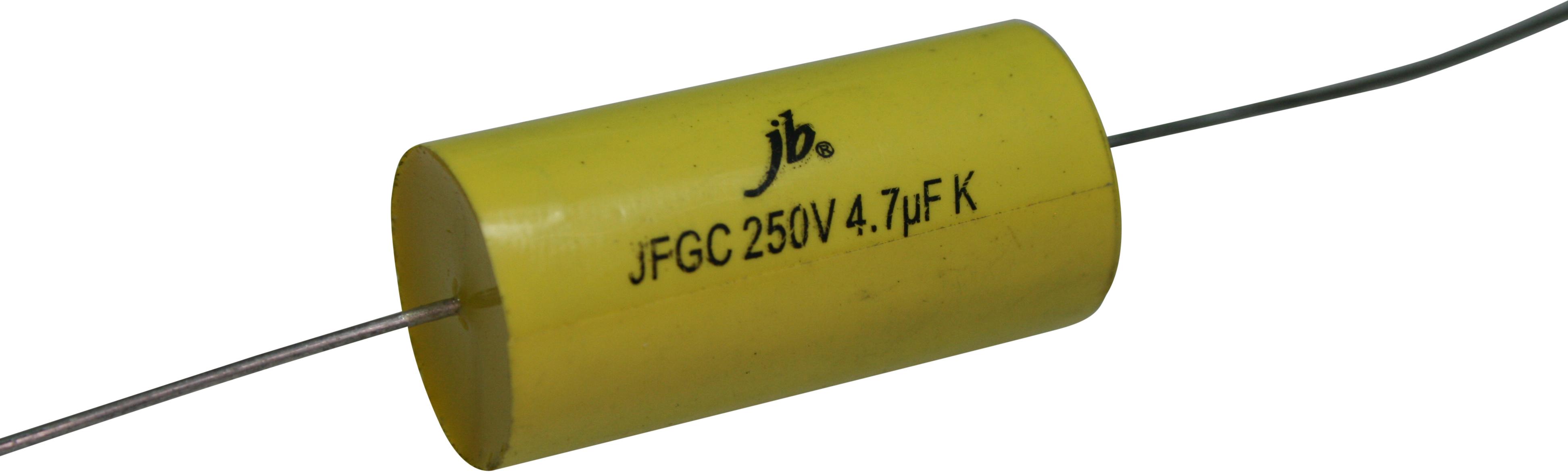 JB Capacitors JFGC 2,2uF 630V