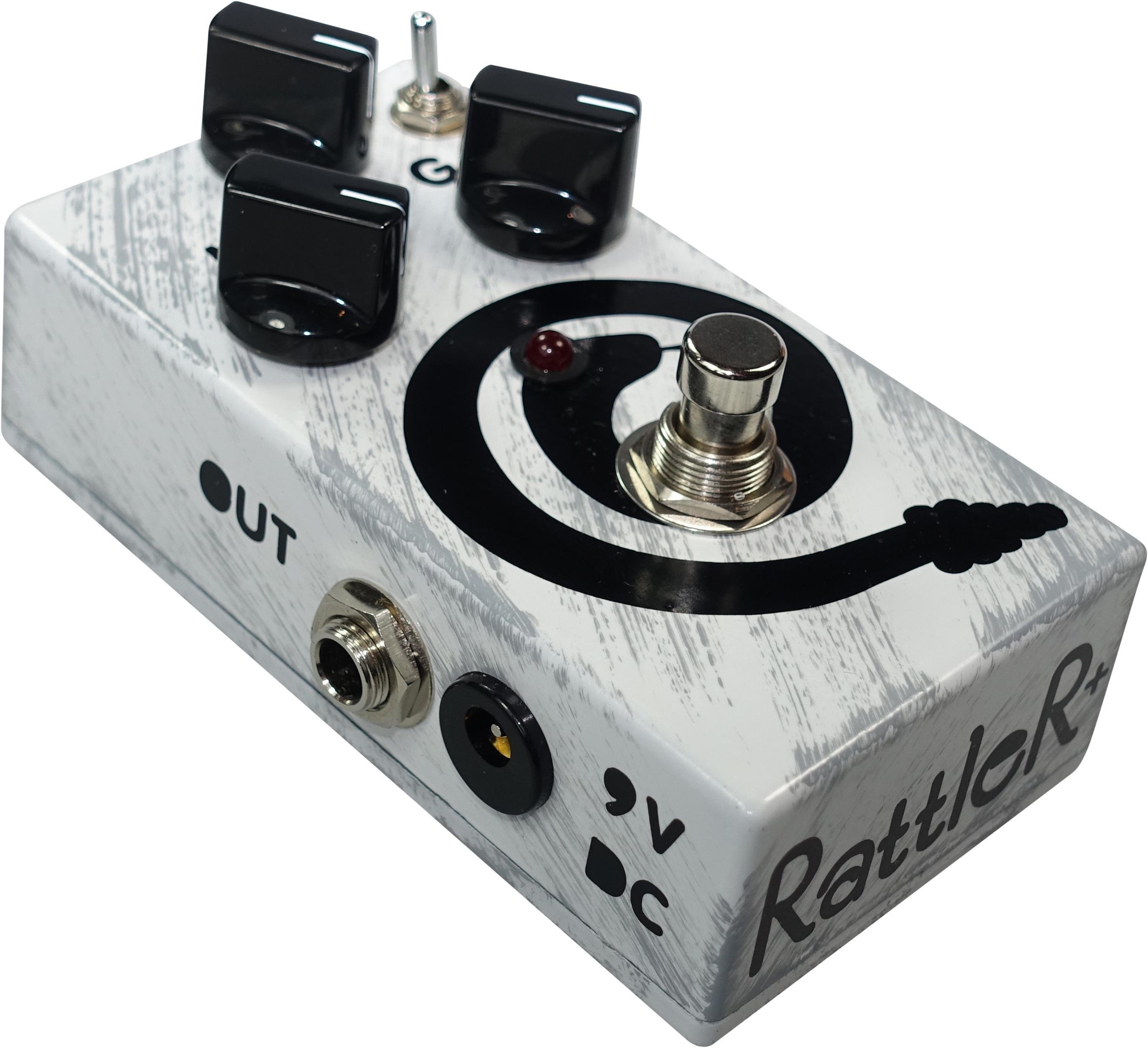 JAM Pedals Rattler Plus Bass