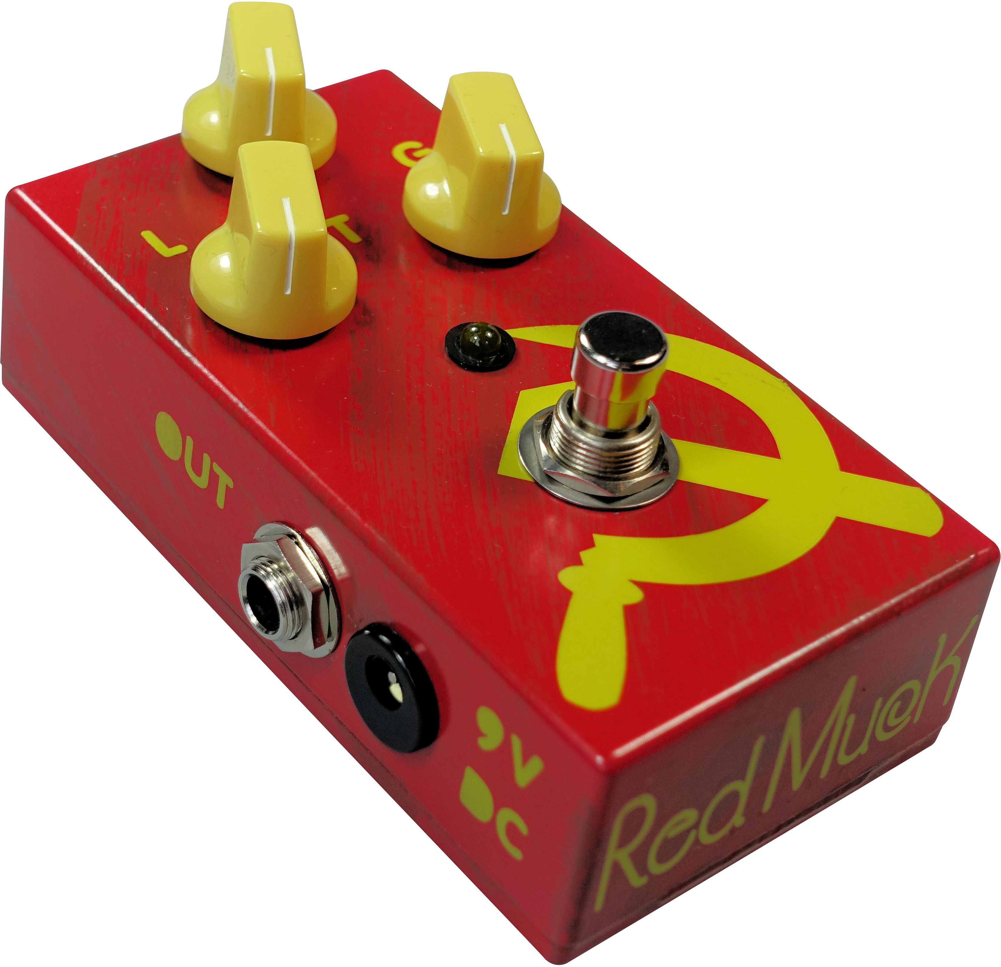 JAM Pedals Red Muck