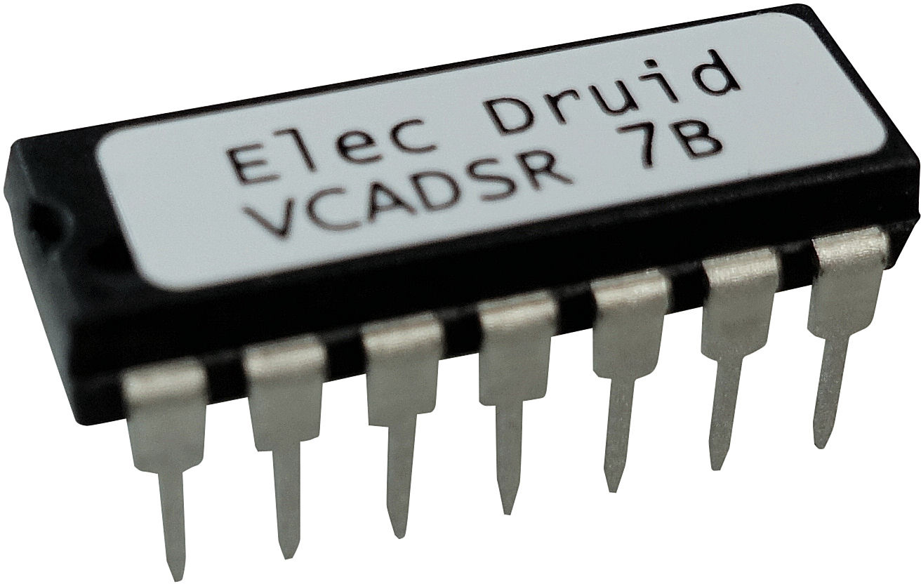 Electric Druid VCADSR Envelope Generator 7B