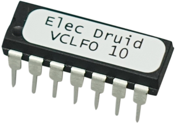 Electric Druid VCLFO 10D