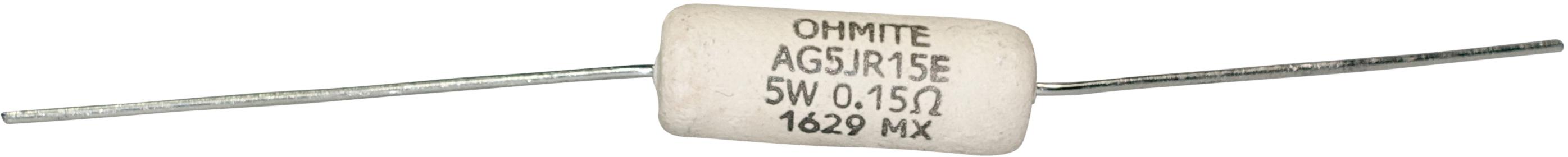 Ohmite Audio Gold 5W - 0,91 Ohm
