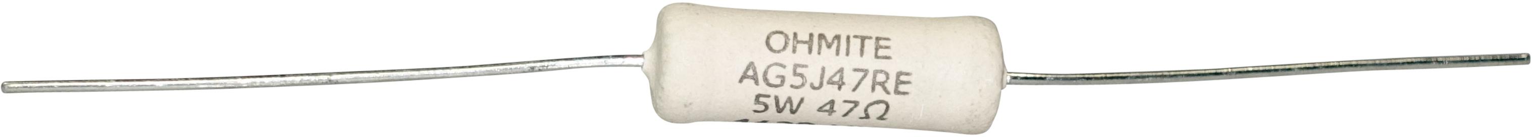 Ohmite Audio Gold 5W - 10 Ohm
