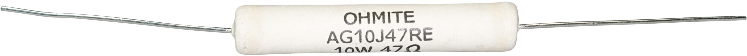 Ohmite Audio Gold 10W - 0,39 Ohm