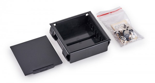 9V Battery Compartment, Dual