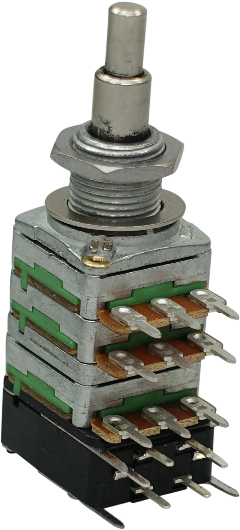 MEC 88CA25AS Stacked Switched Pot