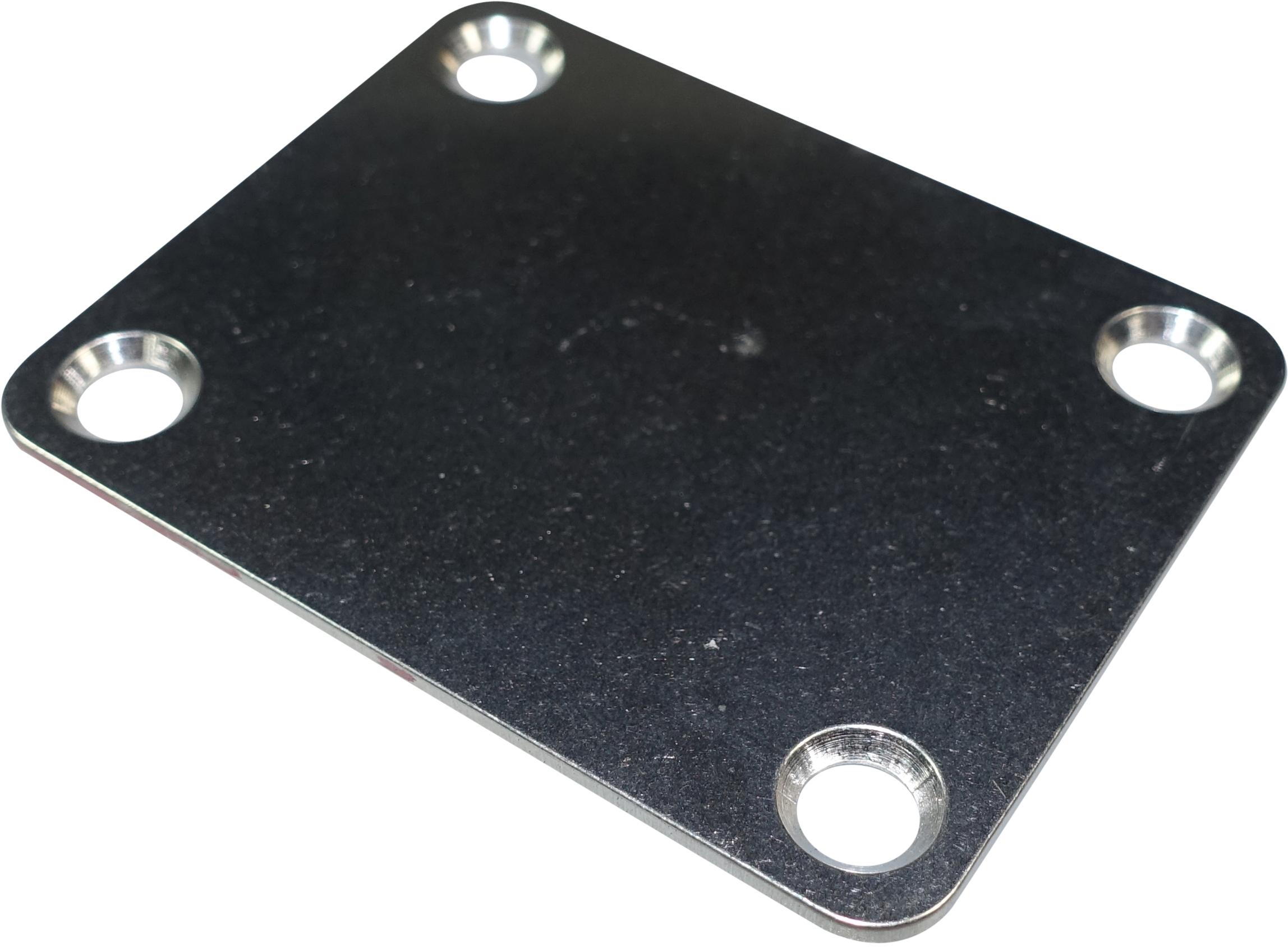 Toronzo Neck Plate Steel