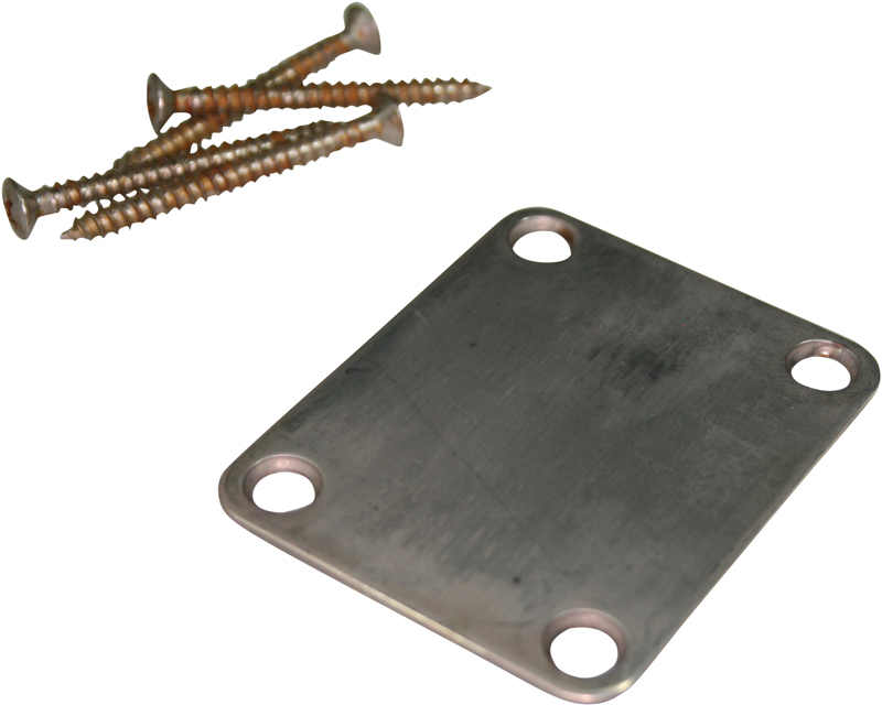 QPX-Aged Neck Plate TE-NP