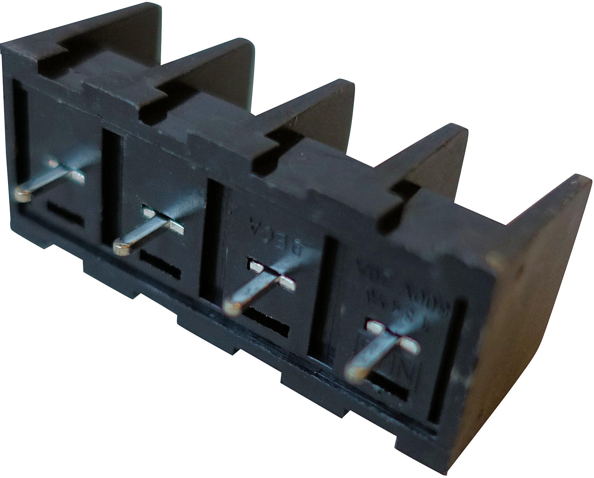 Terminal block horizontal 4P CBS34ST8/4