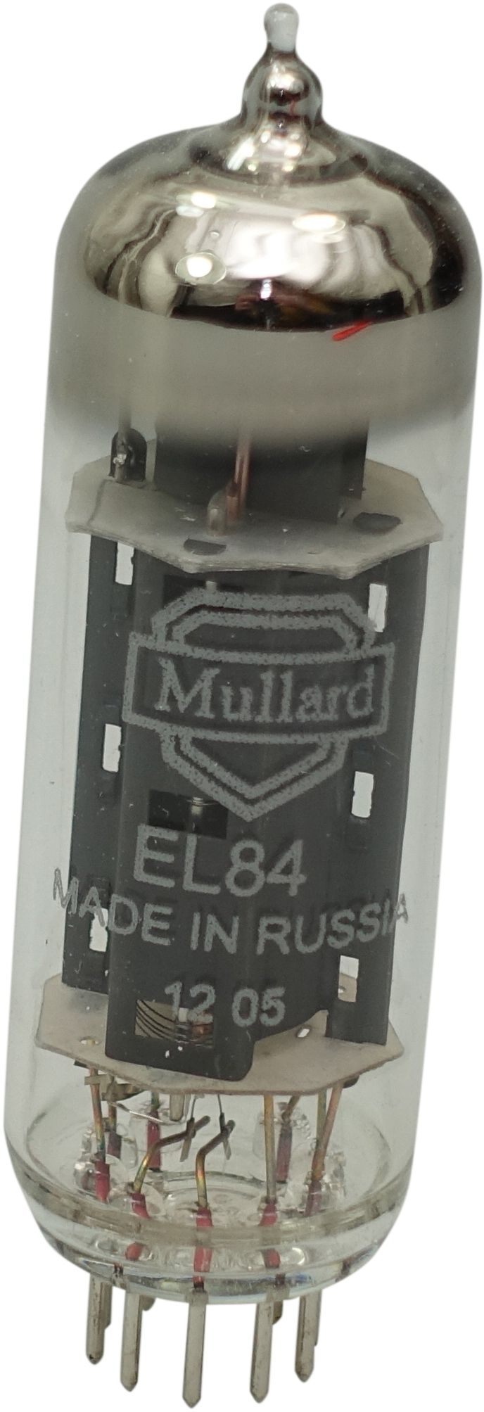 EL84 Mullard Platinum Matched
