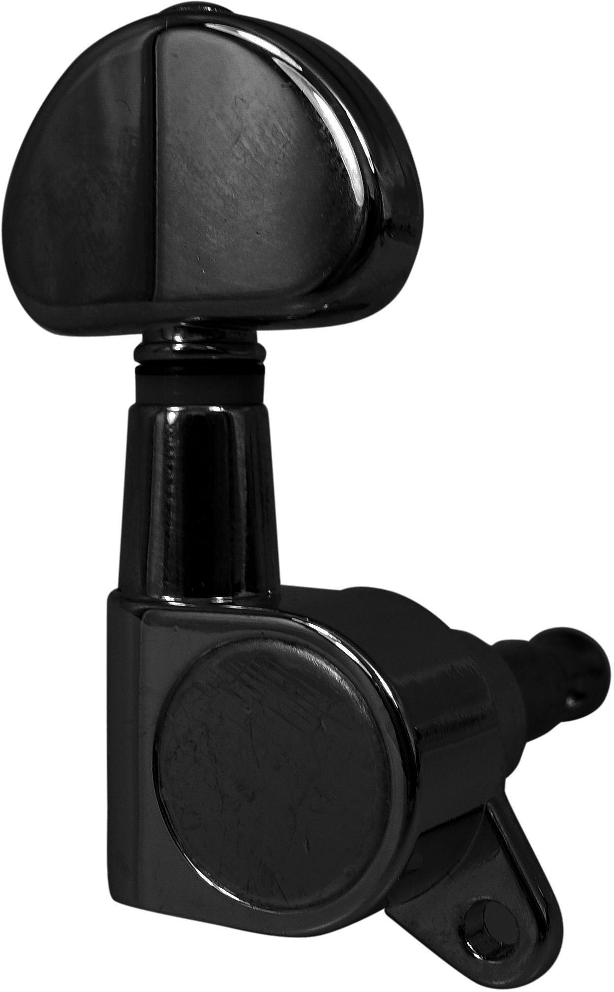Toronzo Machine heads GP-3L3R-DCDX-Black