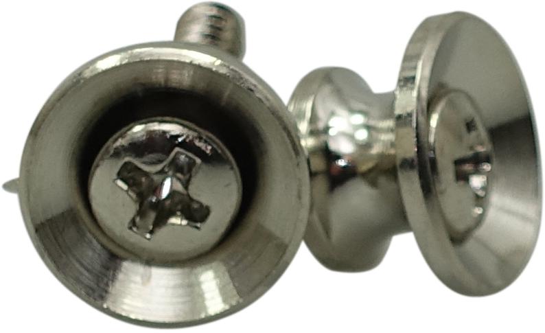 Toronzo Strap Button TZ-13-Nickel