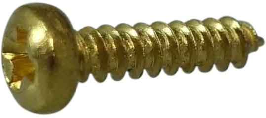 Toronzo Screw TZ-15-Brass