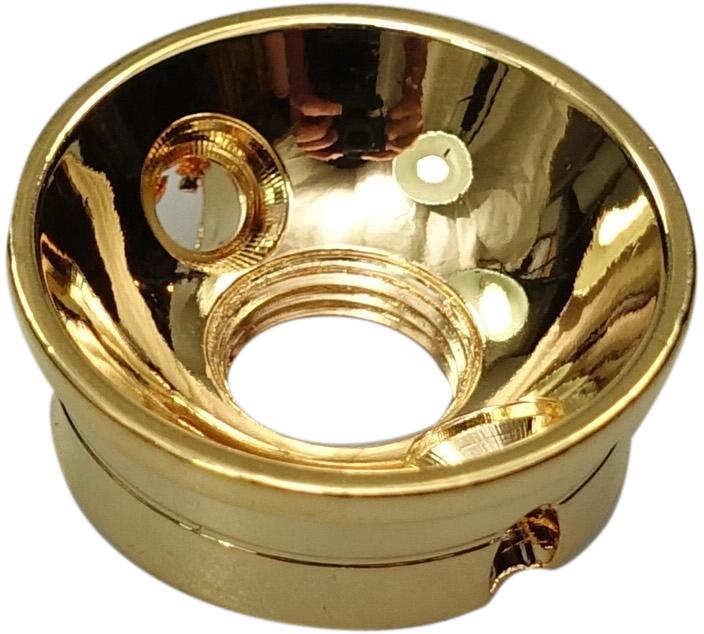Toronzo Jack Plate ALU-US-Gold
