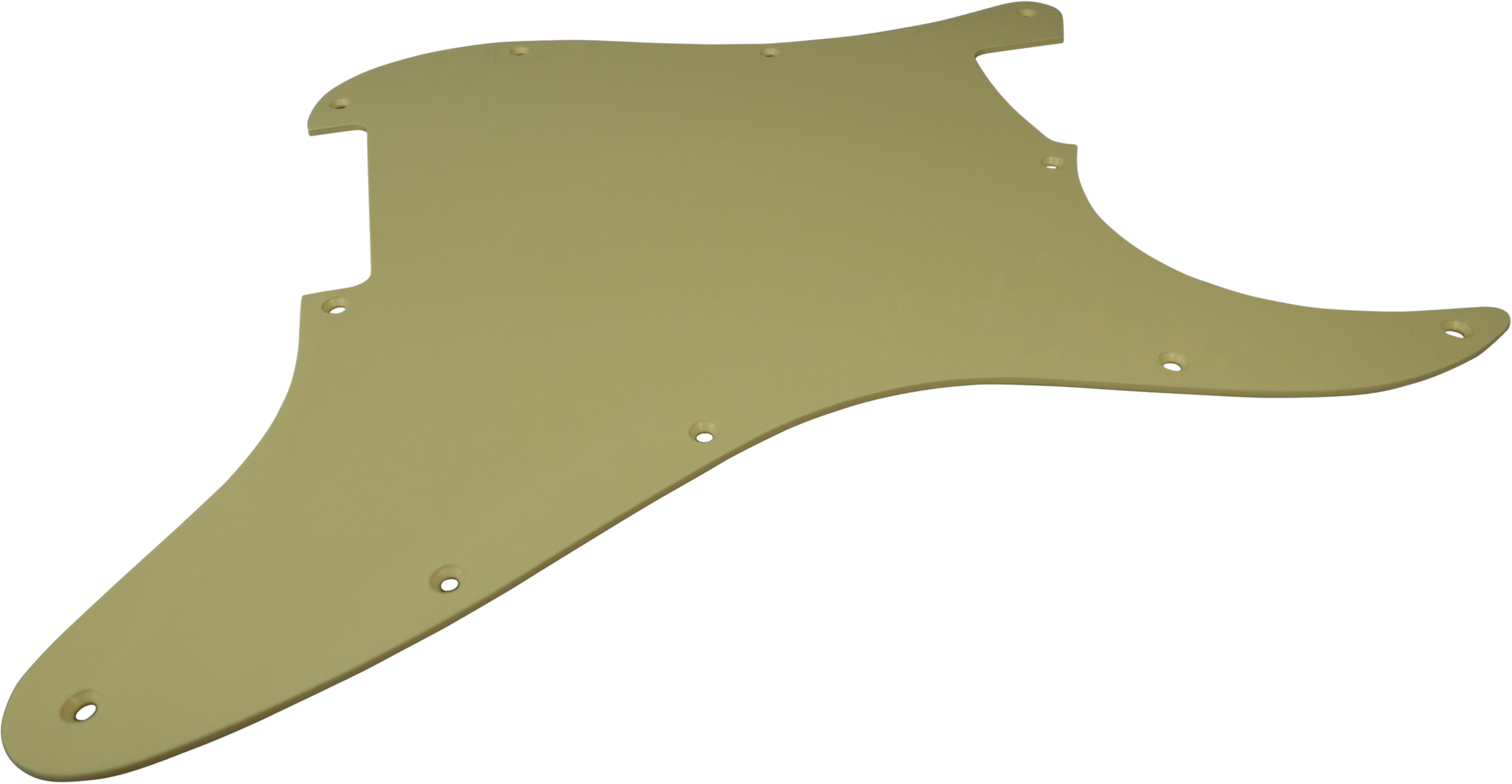 Toronzo Pickguard ST-NH-1PLY-Cream