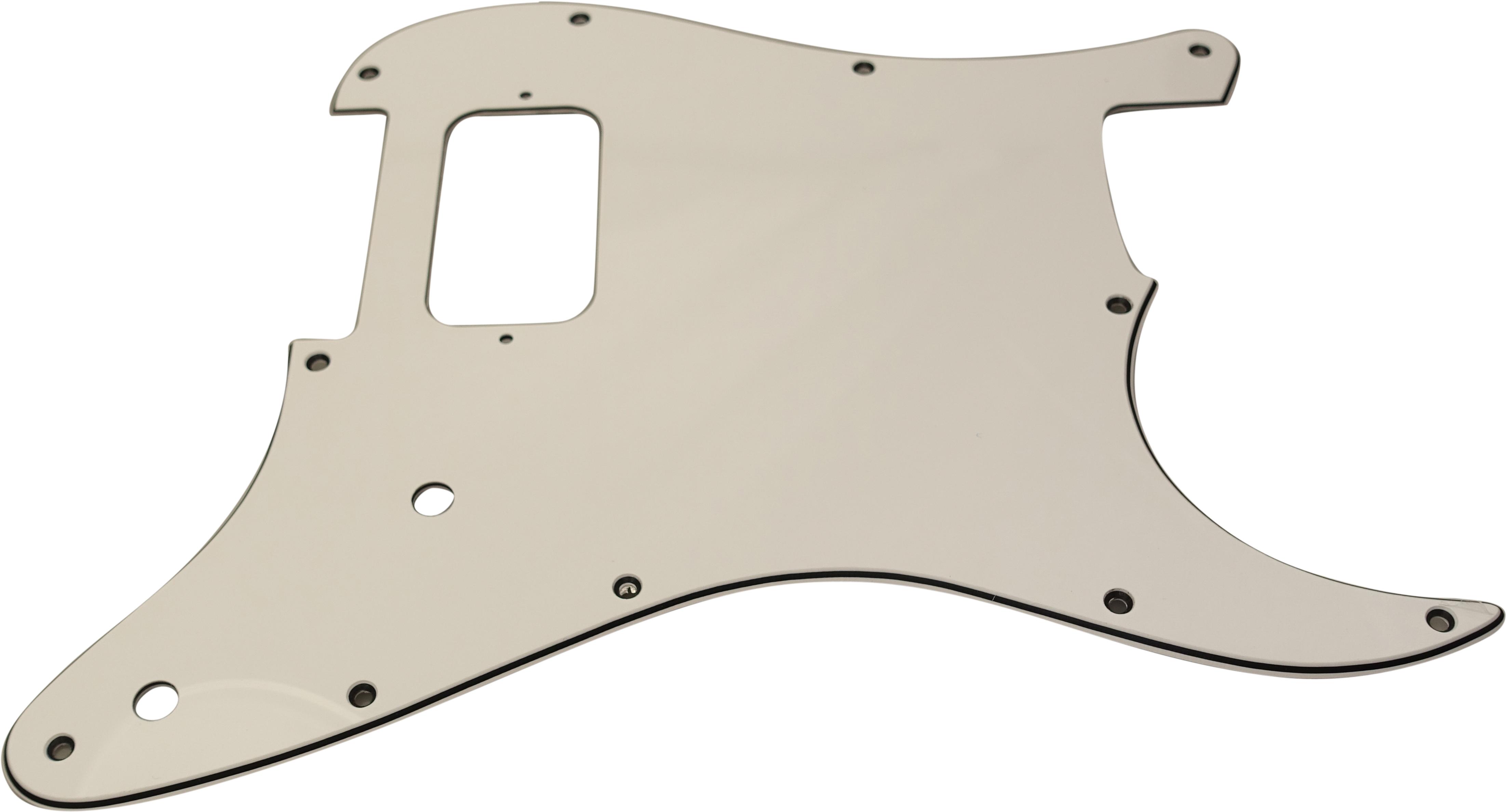 Toronzo Pickguard ST-H-2P-3PLY-White