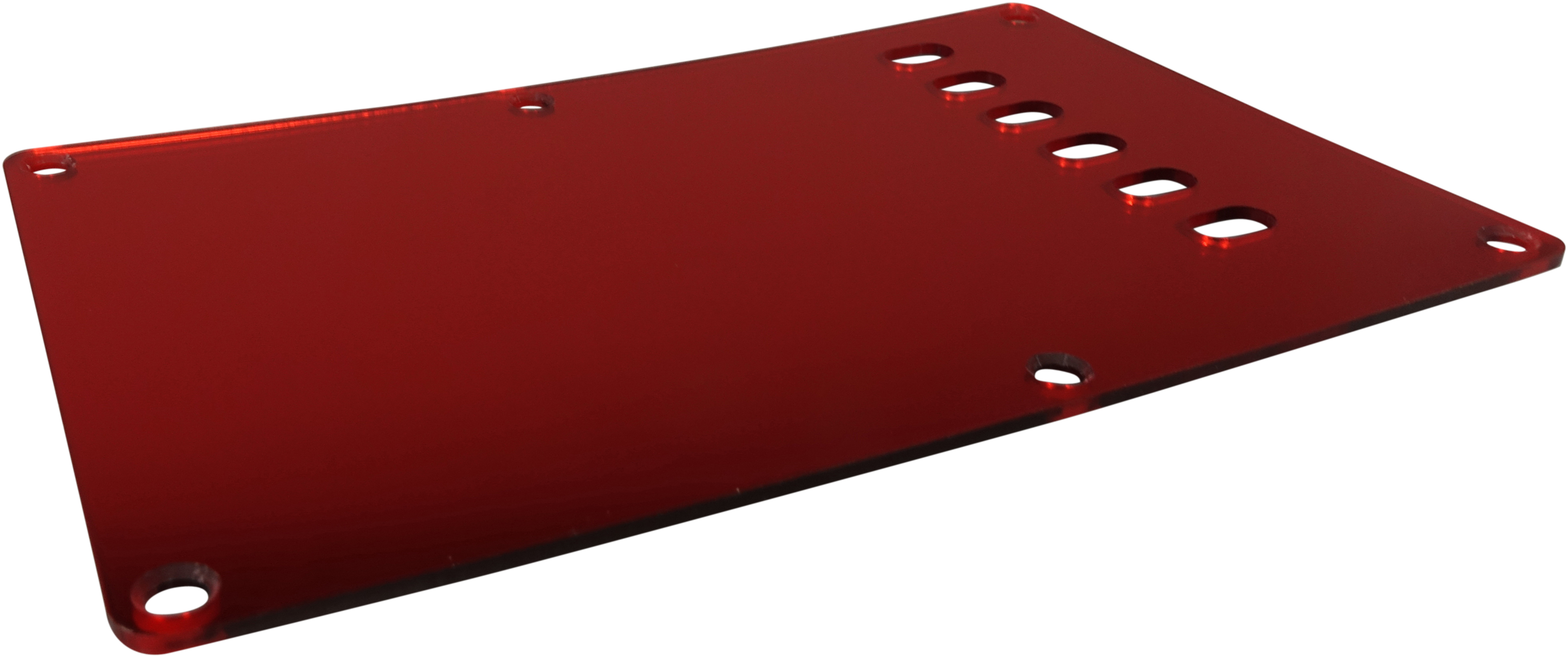 Toronzo Backplate BP-2PLY-Mirror Red