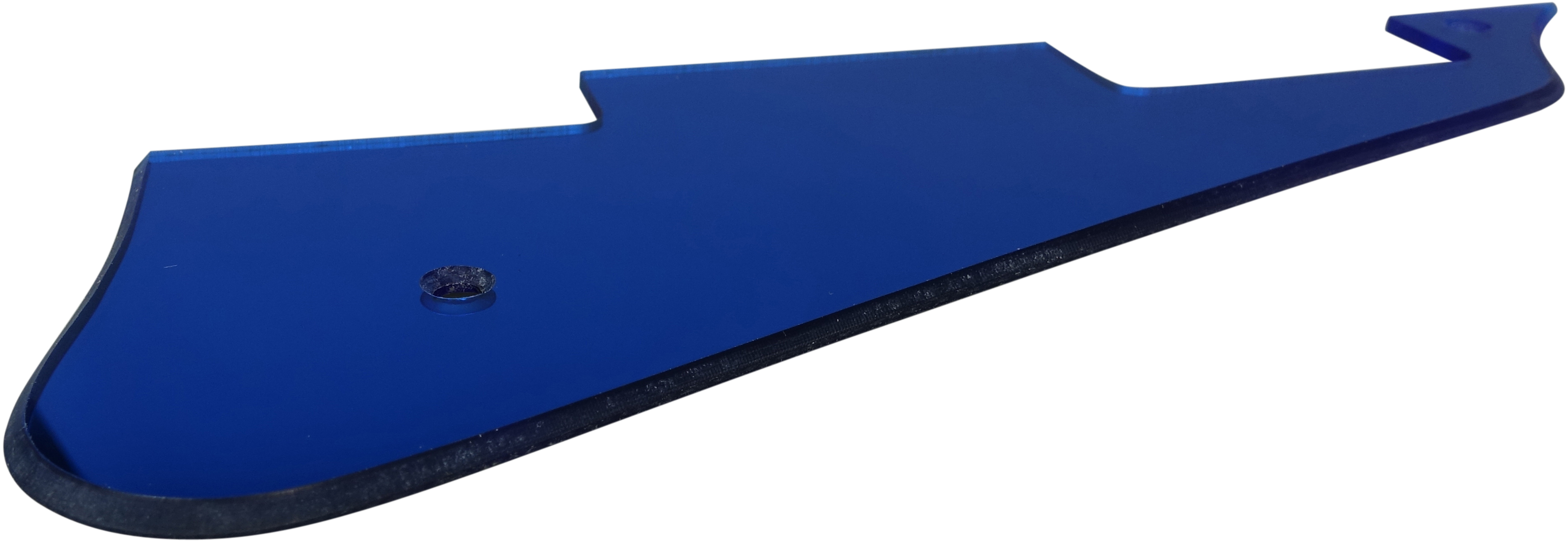 Toronzo Pickguard LP-2PLY-Mirror Blue