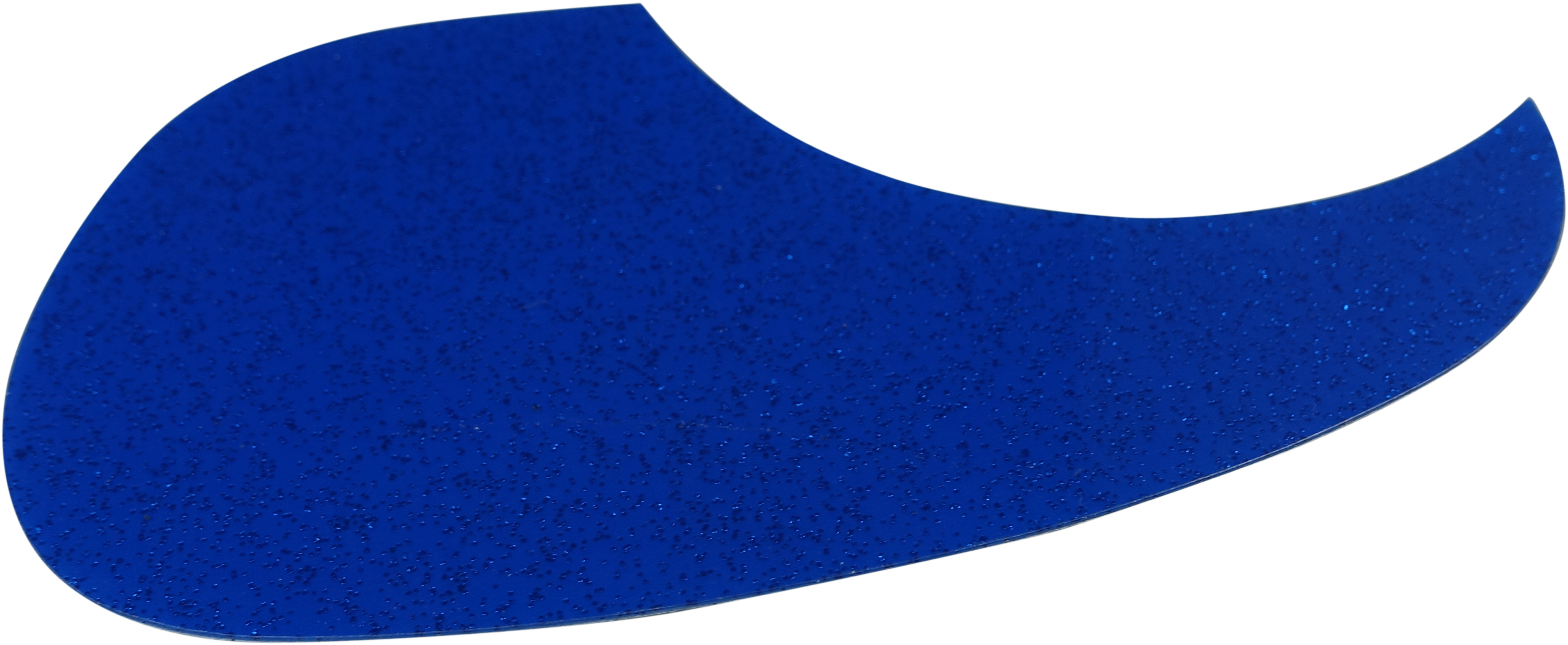 Toronzo Pickguard AC-ADH-2PLY-Sparkle Blue