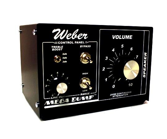 Weber Mega Dump 200W
