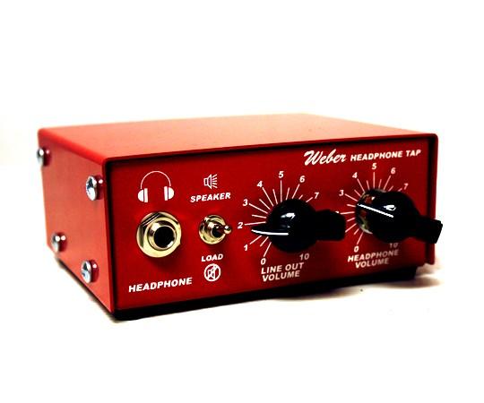 Weber HA-50 50W Headphone Tap