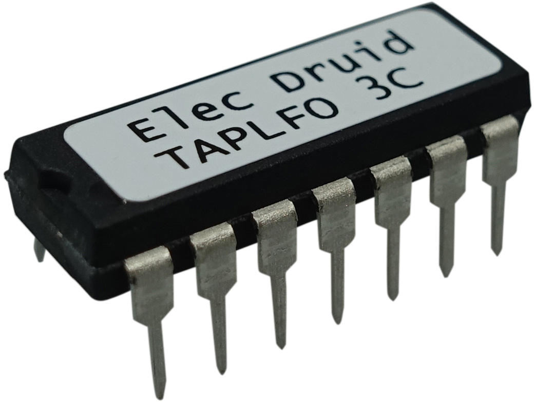 Electric Druid Tap LFO 3C